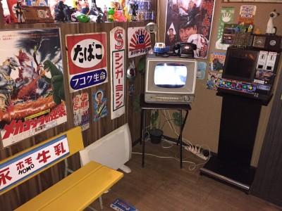 昭和風バー・レトロ