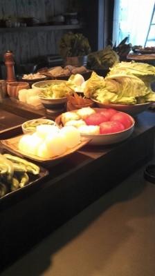 焼野菜 五十家
